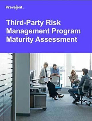 Nav feature tprm maturity assessment